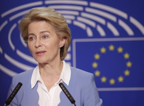 Il primo discorso sullo Stato dell'Unione di Ursula von Der Leyen