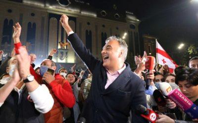 Il commento del PE alle elezioni in Georgia