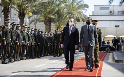 L'Italia di nuovo in partita in Libia: un primo passo per tornare protagonisti nel Mediterraneo?