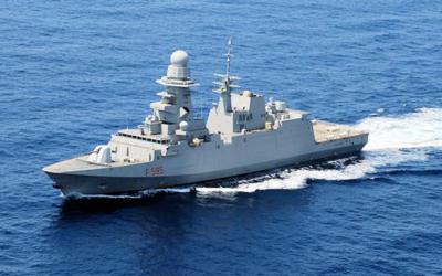 L'insufficiente politica navale estera dell'Unione Europea