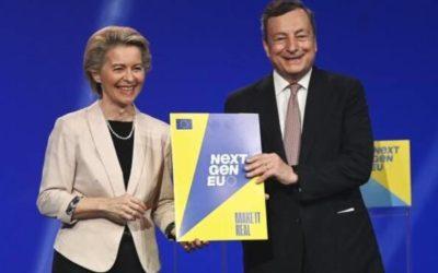Il PNRR italiano è stato approvato dalla Commissione Europea